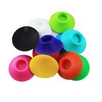 15 Pack Ego Silicone Sucker Stand Base Holder for Vapor Tanks and Battery Vaporizer Pens (Electronic Cigarette Personal Vaporizer Ecig Electronic Cicarette Vape Pen NOT Included) Assorted Colors (Tank Battery)