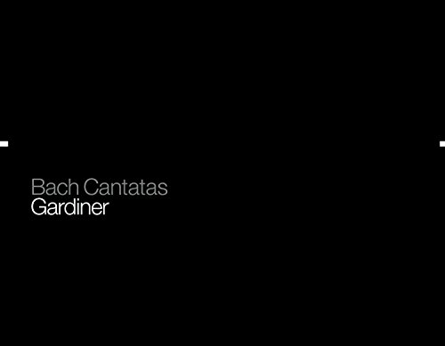 Bach Cantatas (Box Set) by SDG