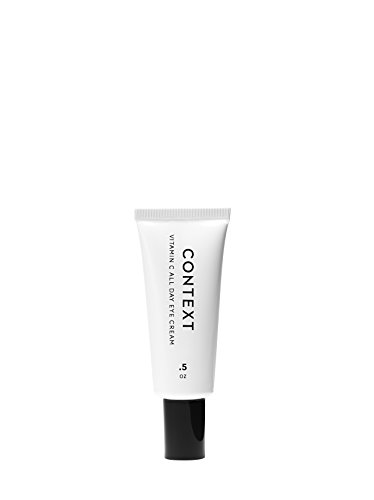 CONTEXT SKIN Vitamin C All Day Eye Cream, 0.5 Ounce Antioxidant Vitamin C Eye Cream