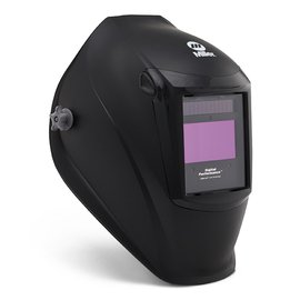 Miller Electric 282000 Digital Performance Auto Darkening Welding Helmet with Clearlight Lens Technology (Black)