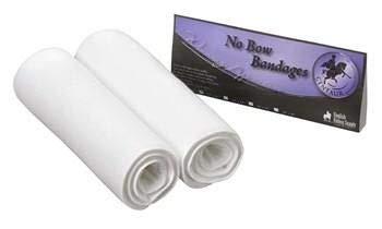 - Centaur No Bow Bandages 16x30 - White - 16X30