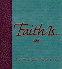 img - for Faith Is... by Dr. Pamela Reeve (1994-03-01) book / textbook / text book