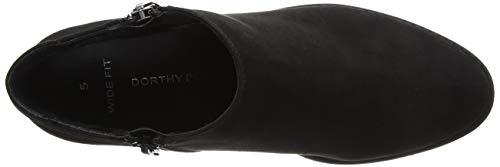 Dorothy Boots Major Perkins 130 Ankle Women's Black Black wq6wrvS