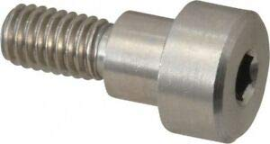 JumpingBolt 8 x 6mm Shoulder Diam x Length, M6x1.00, Shoulder Screw 6mm Head Material May Have Surface Scratches