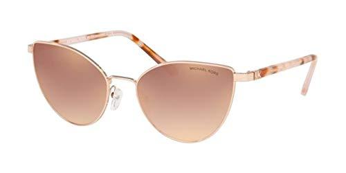Michael Kors 0MK1052 Gafas de sol, Rose Gold, 57 para Mujer ...