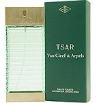 TSAR by Van Cleef & Arpels EDT SPRAY 3.3 (Cleef Arpels Edt)