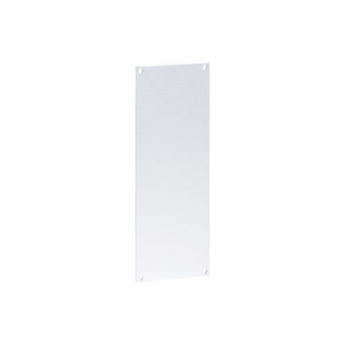 Hager Tehalit.Brap–Coperchio Final alluminio anonizado Brap 65x 170