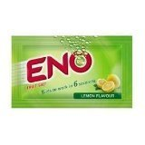 ENO Fruit Salt Fast Refreshing Relief Original Lemon Regular 30 Sachets