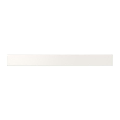 Ikea UTRUSTA - Drawer front, low, white - 80 cm