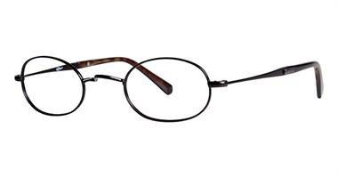Original Penguin Eye THE ROOSEVELT Black Eyeglasses Size45
