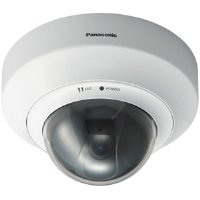 Network Panasonic Server Camera (Panasonic BB-HCM527A PoE Ceiling Mount Dome Network Camera with Tilt Motion)