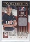 Nick Pratto (Baseball Card) 2013 Panini Elite Extra Edition - 15U National Team Game Jerseys #12