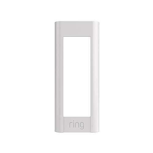 Ring Video Doorbell Pro Faceplate - Pearl White