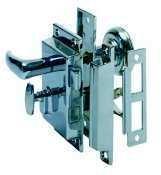 Perko Rim - Perko Rim Lock St W/bolt-box Strike 0918dp0chr