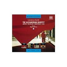 "The Alexandria Quartet: ""Justine"", ""Balthazar"", ""Mountolive"", ""Clea"""