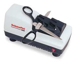Electric Scissor Sharpener, 2 Stage, 120V by Chef's Choice