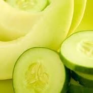 Pack of 1, 25 Lbs. Fragrance Oil Cucumber Melon Bbw Type Scent, Phthalate Free