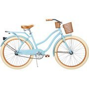 626482a50d9 Image Unavailable. Image not available for. Color  Huffy Nel Lusso (aka Panama  Jack) 26 quot  Womens Cruiser Bike ...