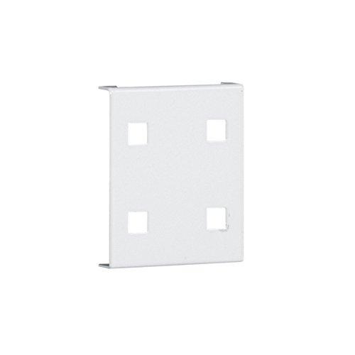 bott perfo 14005025.16 Adapter f/ür Schlitzplatte mit Doppelaufnahme