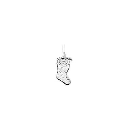 Reed & Barton Baby's First Christmas Sterling STOCKING Ornament by Reed & Barton