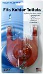Korky 2012BP Shark Fin Flapper For Kohler Toilet Repair by Lavelle Industries