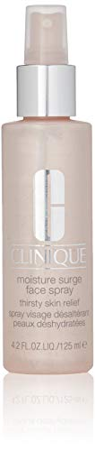 Clinique Moisture Surge Face Spray Thirsty Skin Relief, 4.2 Ounce