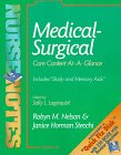 img - for Nursenotes: Medical-Surgical : Core Content At-A-Glance book / textbook / text book