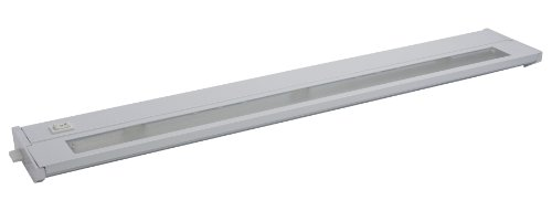 American Lighting 043X-3-WH Priori Xenon Under Cabinet Hardwire Light, 60-Watts, Hi/Low/Off Switch, 120-Volt, 22-Inch, White