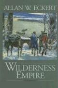 book cover of Wilderness Empire