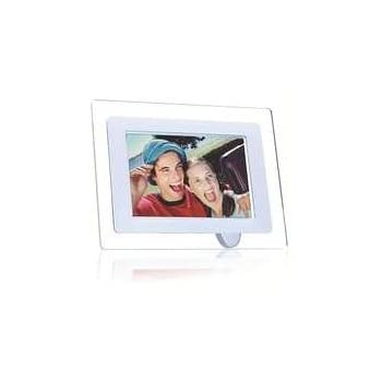 Amazon.com : Philips 7-inch Digital Picture Frame w/Clear