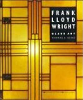 Frank Lloyd Wright Stained Glass Quilt