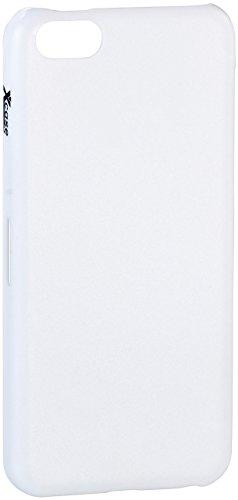 Xcase iPhone 5c Handytasche: Ultradünne Schutzhülle für iPhone 5c, weiß, 0,3 mm (iPhone 5c Etui)