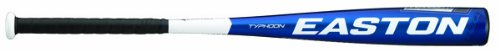 Easton Typhoon Baseball Bat (Easton Adult Bb13Ty Typhoon-3 Bbcor Baseball Bat (31-Inch, 28-Ounce))
