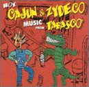 Hot Cajun & Zydeco Music From Tabasco by Swallow Records