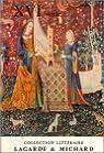 Collection littéraire Lagarde & Michard : Moyen Age par Lagarde