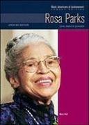 Read Online Rosa Parks: Civil Rights Leader (Black Americans of Achievement (Paperback)) pdf epub