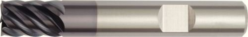 WIDIA Hanita D50710004WW Lists D507 HP Finishing End Mill, 10 mm Cutting Dia, Carbide, Uncoated, Right Hand Cut, Weldon Shank, 10 mm Shank Dia, 6-Flute Review