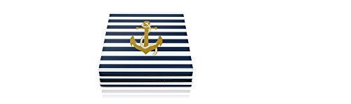 Controller Gear PS4 Pro Console Skin - Nautical Horizontal - PlayStation 4