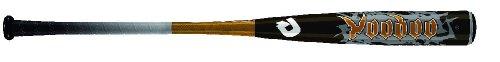 DeMarini Voodoo Pitch Black Plus Composite (-3) Baseball Bat (32inch/29oz)