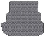 Mercury Milan Custom-Fit All-Weather Rubber Floor Mats Trunk Area - Gas Models - Gray (2006 06 2007 07 2008 08 2009 09 2010 10 ) AMS9V7K435162||802PA524 by Lloyd Mats