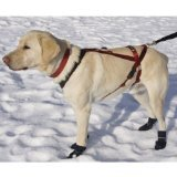 Ultra Paws Adjustable Pulling Harness - Large/Dogs 30-75 lbs