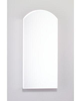 Robern PLM1634WBARE Bevel Edge, White Interior, Electric ̶ Right Hinge PL Series 16