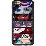 Anime Naruto Iphone 6s Case,Anime Naruto Painted Pattern Case for Iphone 6/6s TPU Case (Naruto Iphone 5c Case)