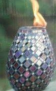 Bird Brain Mosaic Glass Firepot - Bird Brain Ceramic Firepot Shopping Results