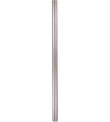 Outdoor Post Light Fixtures with Olde Iron Tone Finished Extruded Aluminum Material 3