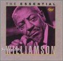 The Essential Sonny Boy Williamson (Audio Cassette)