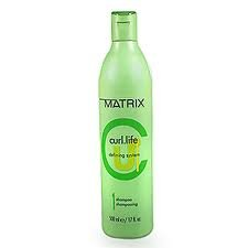 Matrix Curl Life Defining System Shampoo 17 Oz (Matrix Hair Products Curl Life)