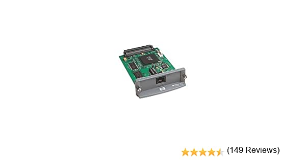 HP Jetdirect 620n - Servidor de impresión (Ethernet LAN, IEEE ...