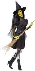 Hallowing Costumes (Morris Costumes Halloween Ms. Wick'd adult medium large 10-14)