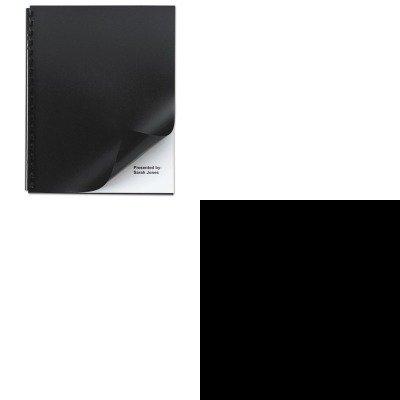 KITGBC7709000SWI2514493 - Value Kit - GBC CombBind C340 Manual Binding System (GBC7709000) and Swingline Opaque Plastic Presentation Binding System Covers (SWI2514493) by GBC